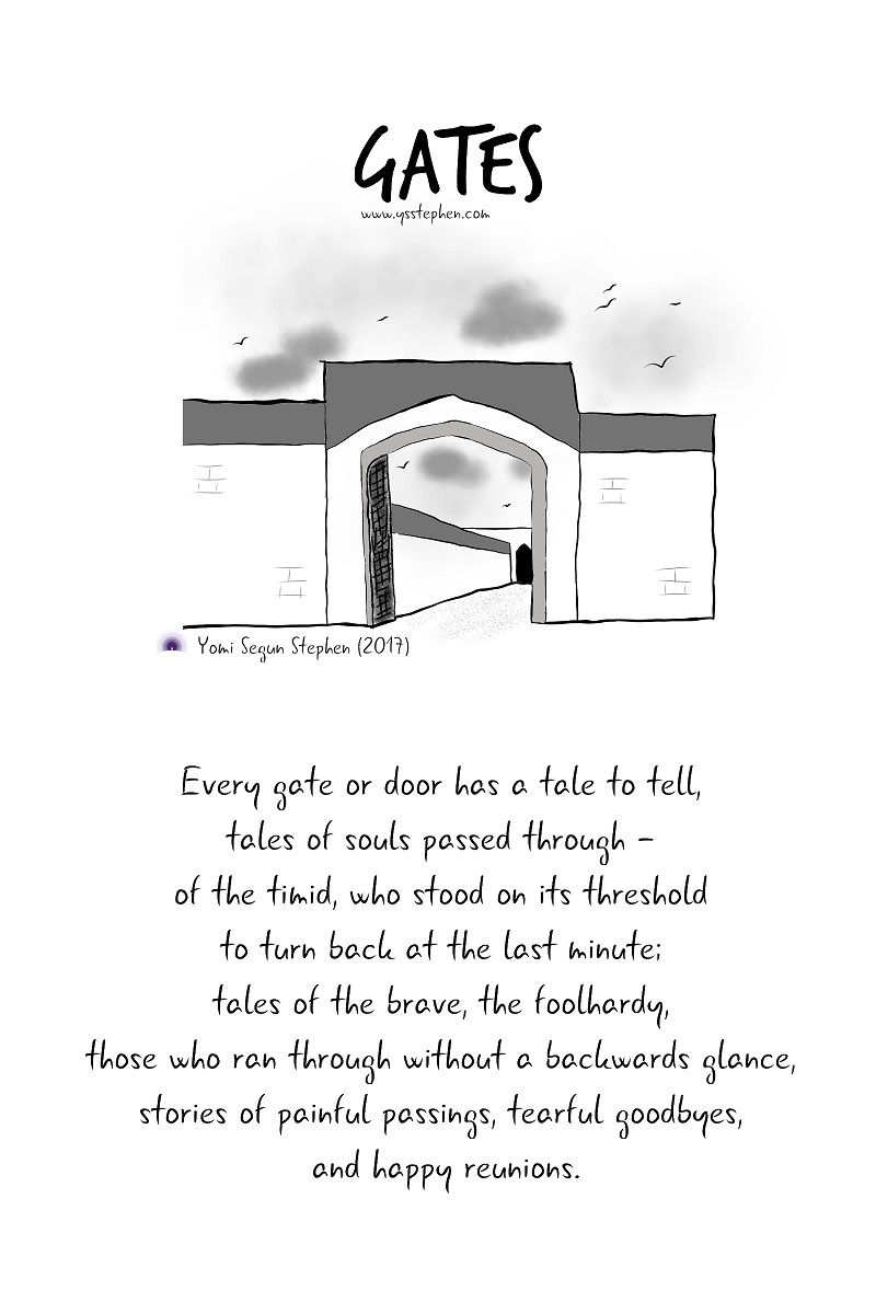 Every Door Has A Tale To Tell