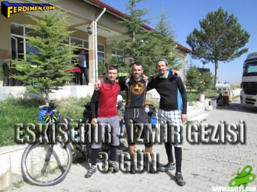 2014/10/06 Frig & Lidya Turu 3. Gün (Afyonkarahisar/Kayıhan Köyü - Uşak)