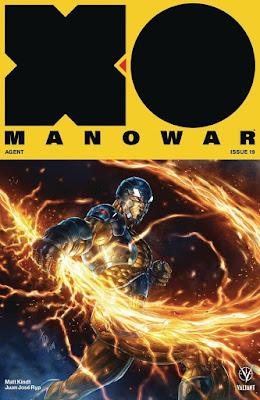 Ventas USA de cómics Valiant: septiembre 2018