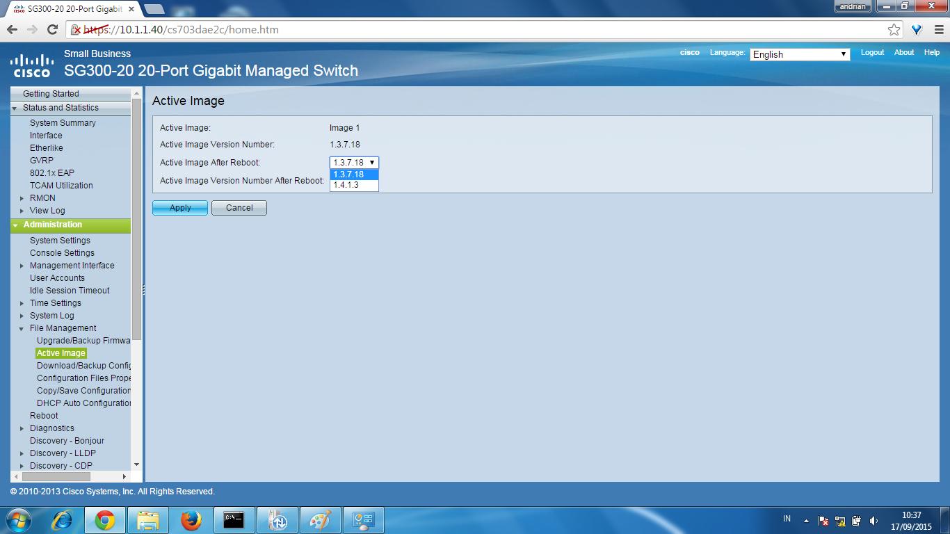 cisco pix 501 firmware upgrade download