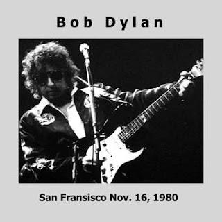 Bob Dylan & Jerry Garcia - Warfield Theater, San Francisco, 16