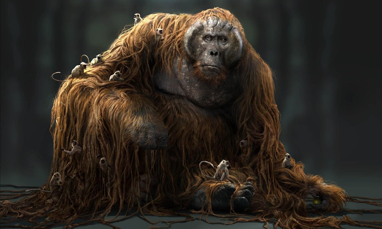 Fausto rossini mowgli jungle book