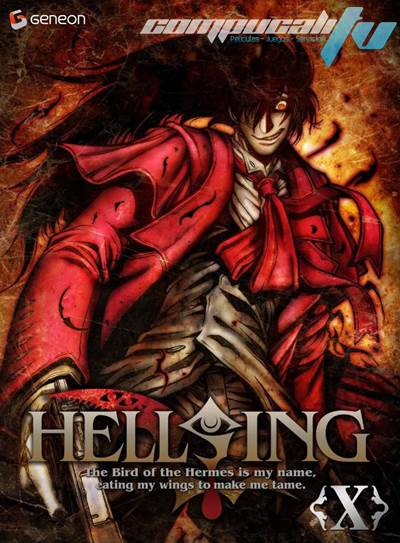 Hellsing Ultimate OVAS Completa Subitulos Español Latino Descargar