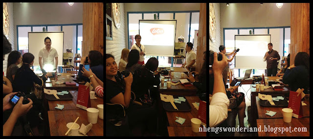 Blogger's Launch: Caffe Bene X Lotus Biscoff