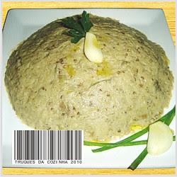 Babaganuche receita fácil e deliciosa
