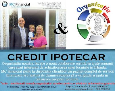 imprumut impobiliar credit irlanda comunitate banca rent