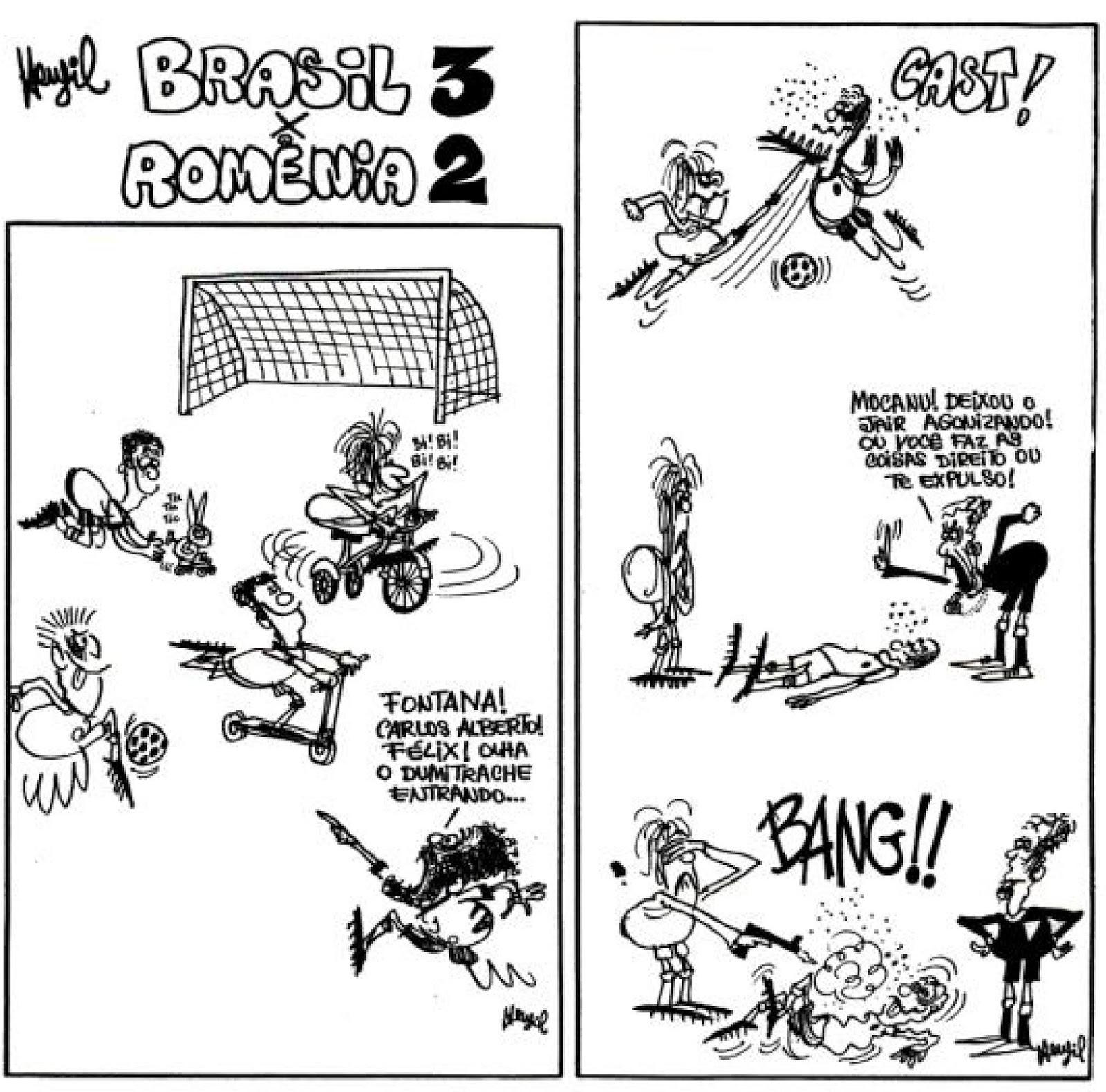 Soccer Nostalgia Cartoons And Diagrams Part Ten