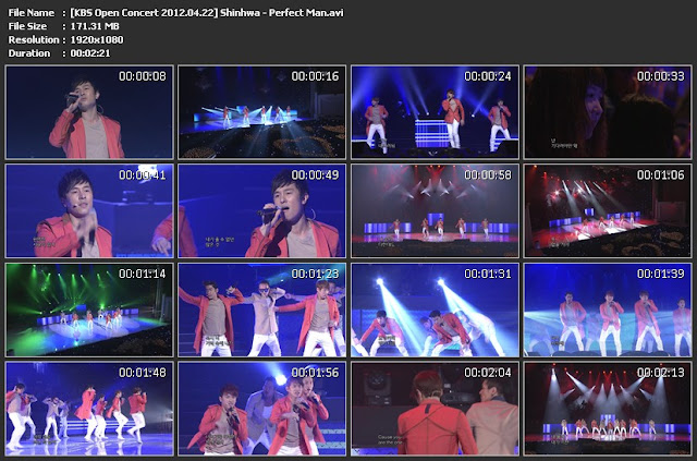 [KBS Open Concert 2012.04.22] Shinhwa - Perfect Man & Brand New & Venus %255BKBS%2BOpen%2BConcert%2B2012.04.22%255D%2BShinhwa%2B-%2BPerfect%2BMan.avi