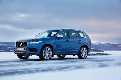 Η Volvo γιορτάζει είκοσι χρόνια προηγμένης τετρακίνησης