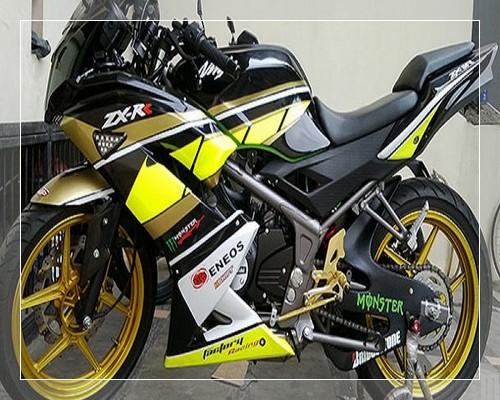Kawasaki Ninja Rr 150 4 Tak Terbaru Cfa Vauban Du Batiment