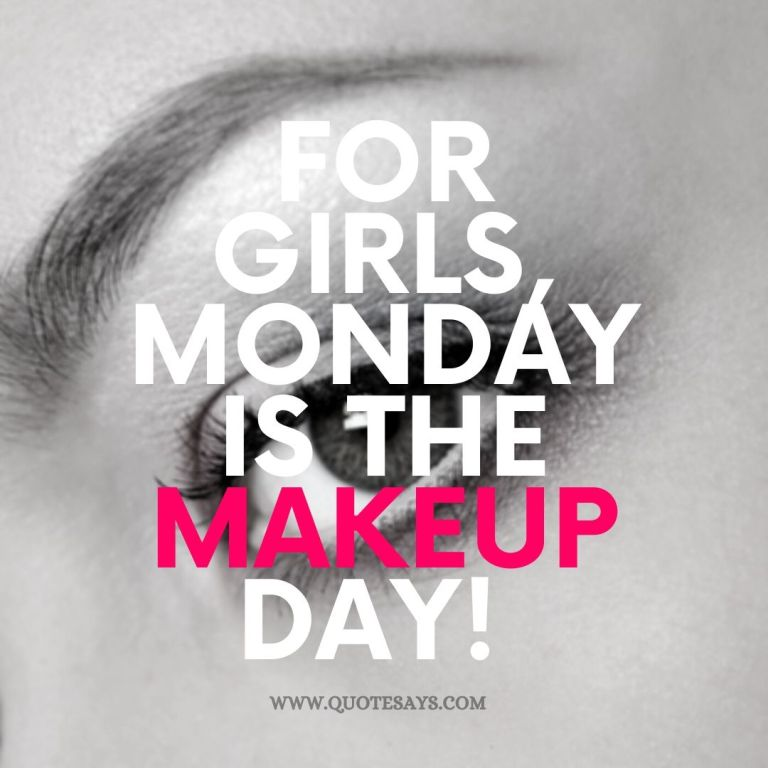 Monday Quotes for Girls, Inspirational Quotes for Monday