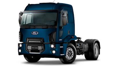 Ford Caminhões vai bem em julho na Argentina