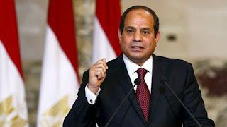 اعلان حالة الطوارئ بمصر اليوم قرار رئاسى اعلان حالة الطوارئ