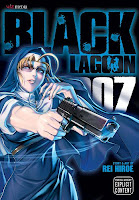 Black Lagoon Vol. 7 by Rei Hiroe