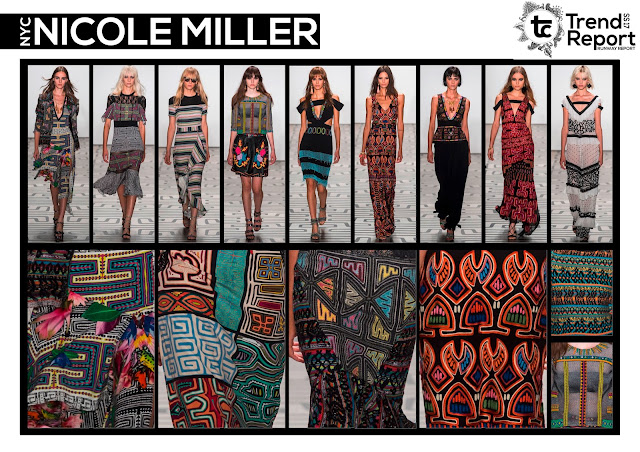 Spring/Summer 2017, SS17, Fashion trends, Trend prediction, fashion favourites, fashion blog, runway collection, trend report, panama design, craftmanship, artisan fashion, Nicole Miller