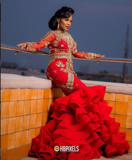 See What Iyabo Ojo Wore To Her 40th Birthday Party