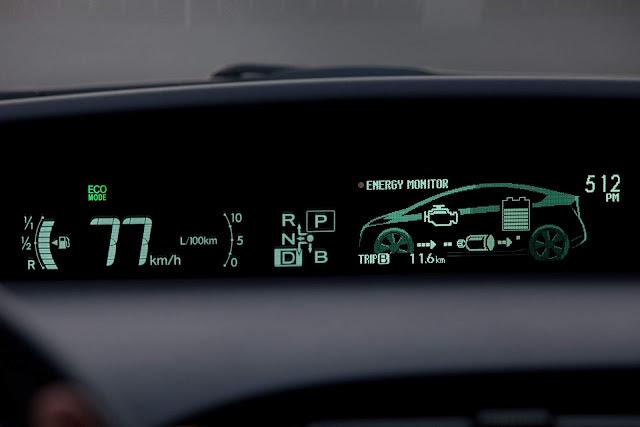 Toyota Prius 2011 a 2014 - recall