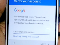 Cara Mengatasi Lupa Akun Email Samsung J1 2016 Tanpa PC & OTG