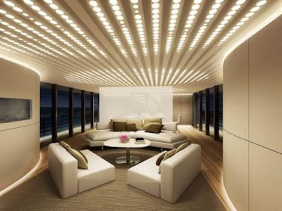 Modern Sitting Room Lighting Designs 2