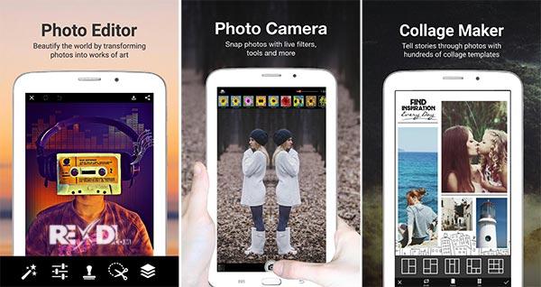 تجميل PicsArt Photo Studio مهكرة كل شي مفتوح
