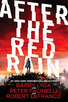 After the Red Rain by Barry Lyga and Robert DeFranco book cover and review