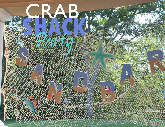 Crab Shack Summer Party