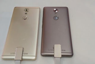 Gionee M5 Plus picture