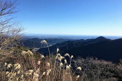 御岳平展望台からの眺め