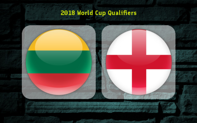 Lithuania vs England Full Match & Highlights 8 October 2017