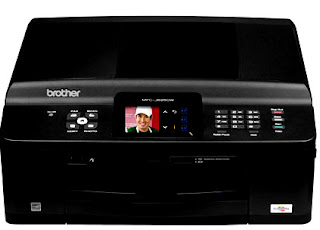 Brother DCP-J625DW Printer Driver Download