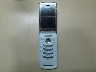 Blackberry Pearl 8220 Flip Rusak Buat Kanibalan