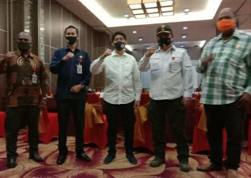 Jhony Banua Rouw Minta Waktu 1 Bulan Untuk DPRD Godok Perdasi Bencana Non-Alam Covid-19