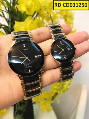 đồng hồ cặp đôi Rado RD CD031250