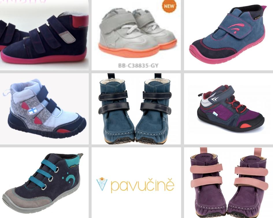Nové zimní dětské barefoot boty v sezóně 2018. b3c9a98d58