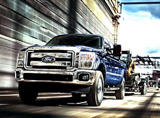 Ford Pickup F-250 Doble Cabina 4