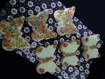 şeker hamurlu kurabiye