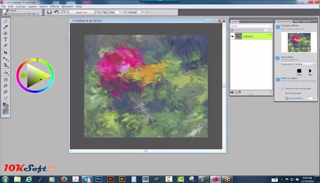 Corel Painter Essentials 5 for Mac OS X Direct Download Link