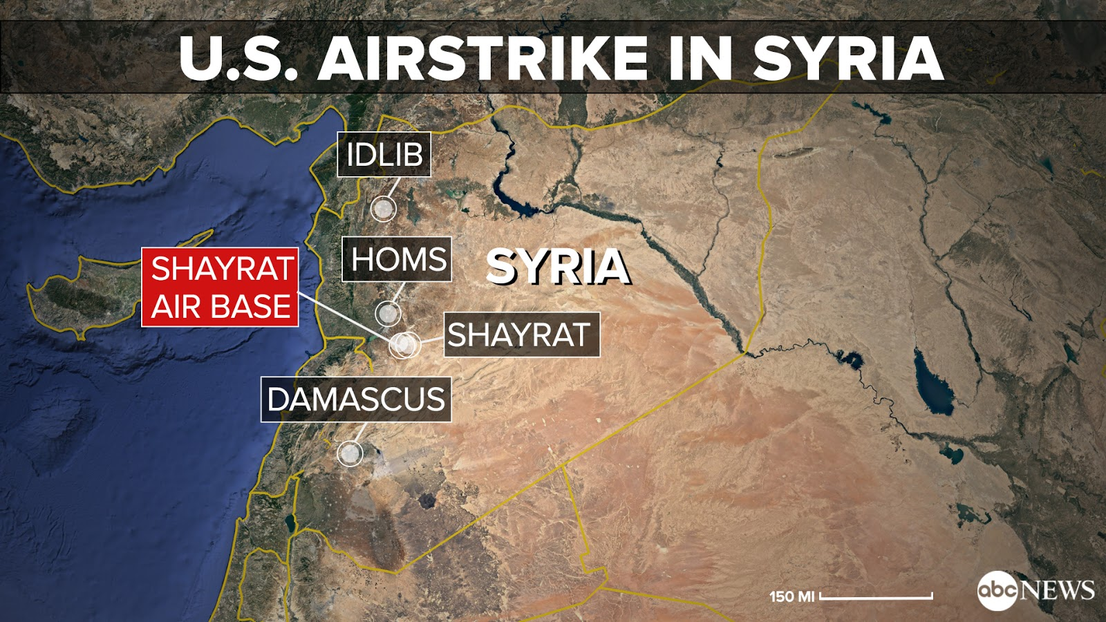 not knowing what will happen next commenting in the immediate wake of the us missile attack on the shayrat airbase in syria on the night of april 7 is
