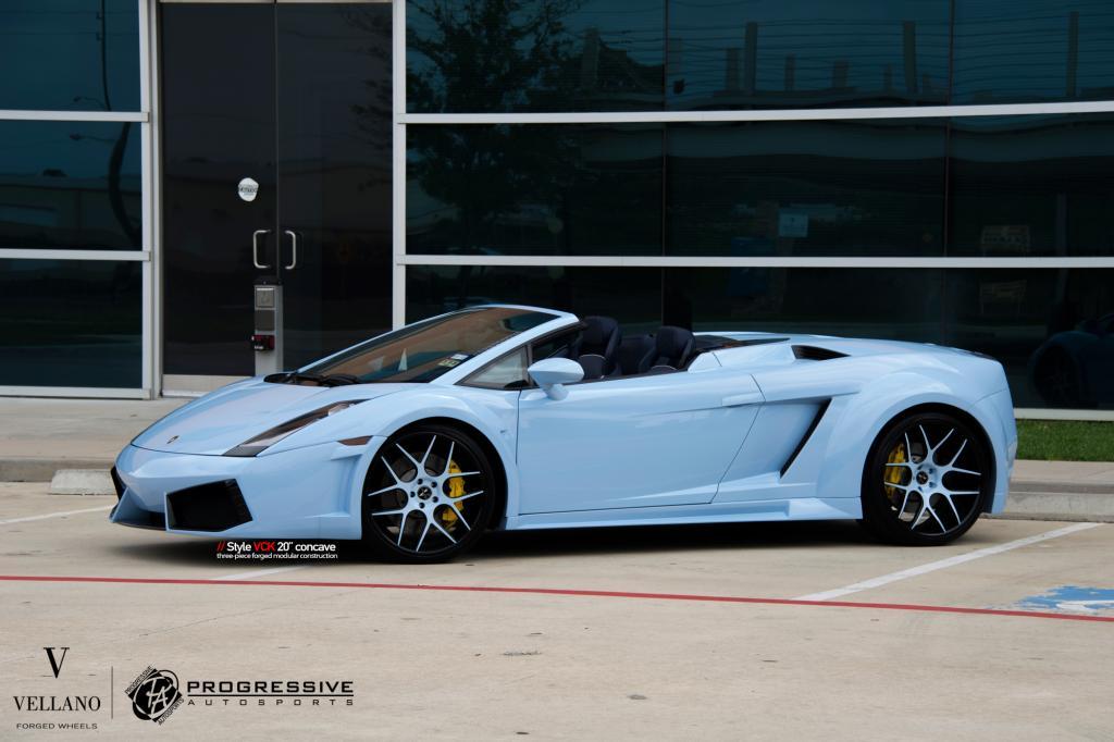 Davide458italia Lamborghini Gallardo Spyder By Progressive Autosports