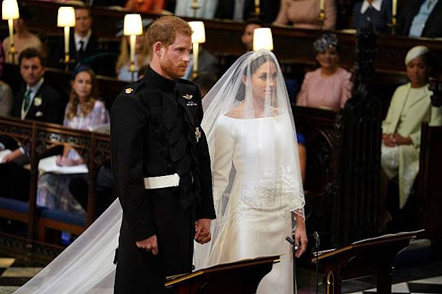 Kursi Kosong Ini Dianggap Cara Pangeran Harry Kenang Putri Diana Ketika Nikah