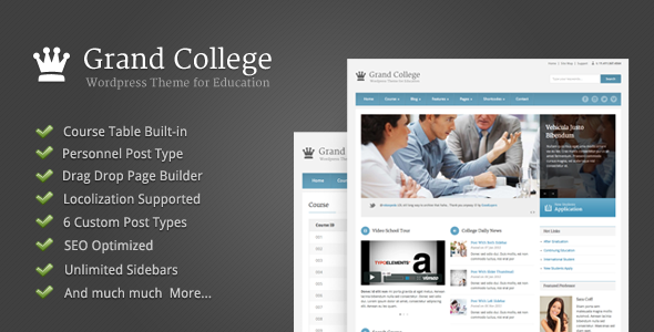 free university template