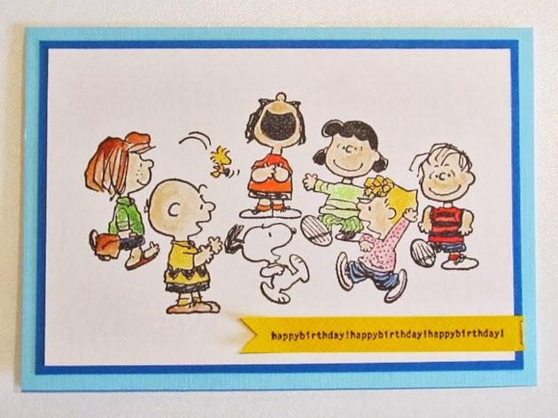 Stempelsucht und Trödelwahnsinn: Wenn die Peanuts eine Party feiern
