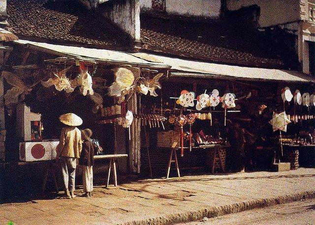 Hình ảnh Trung Thu xưa – Những hình ảnh đẹp của Tết Trung Thu nhưng chỉ còn trong ký ức