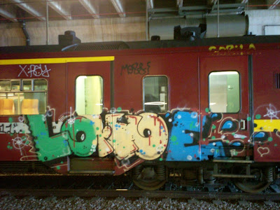 graffiti writer lavoe