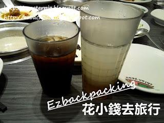 台中鮮友火鍋吃到飽 台式飲品