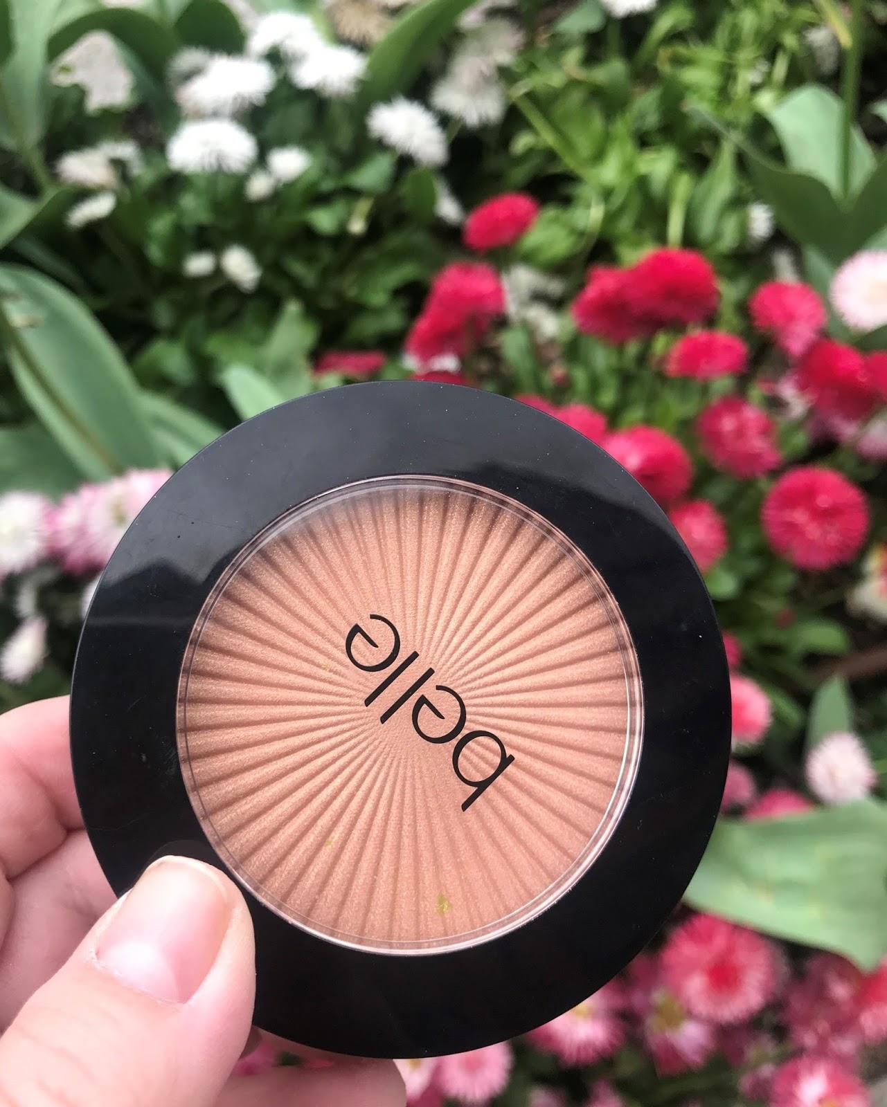 6ac07be50 Colección Edén de Belle & Makeup: brillo primaveral - Makimarujeos ...