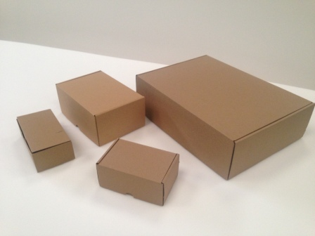 cajas automontables, cajas para ecommerce.