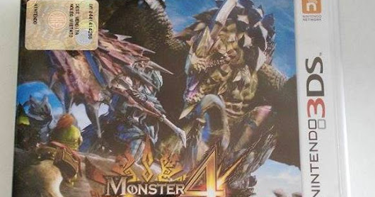"Recensione ""Monster Hunter 4 Ultimate"" per Nintendo 3DS"