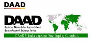 منح دراسية لطلبة البكالوريوس والماجستير والدراسات العليا مقدمة من مؤسسة DAAD في ألمانيا