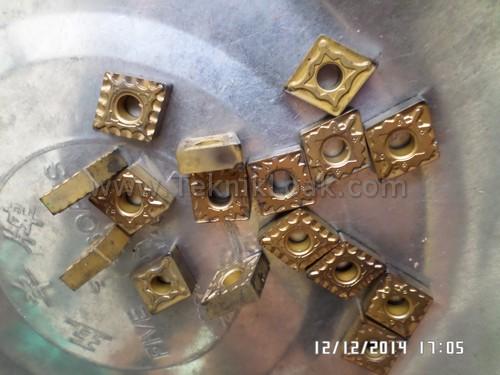Insert Cnmg 12 04 | Cnmg12 Bubut Carbide | Mata Potong Bubut | Betel